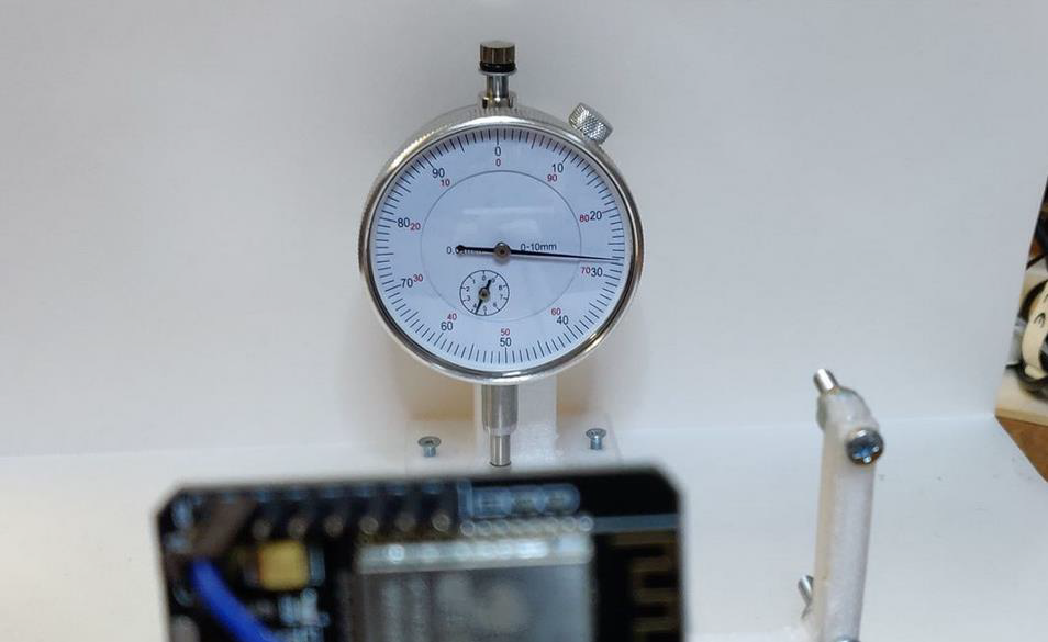 Profilometer / gauge